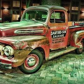 Paul Ward - Vintage Ford F1 Sanford and Son