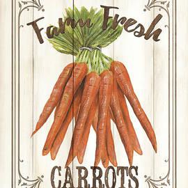 Vintage Fresh Vegetables 3 - Debbie DeWitt