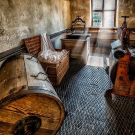 Adrian Evans - Vintage Laundry Room