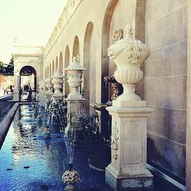 Trina Ansel - Vintage Longwood Gardens Fountains