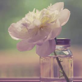 Edward Fielding - Vintage Peony Flower Still Life