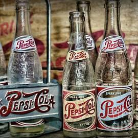 Paul Ward - Vintage Pepsi Metal Carrier