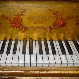 Colleen Kammerer - Vintage Piano Keys