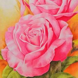 Sharon Patterson - Vintage Pink Roses