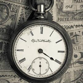 Vintage Pocket Watch - Edward Fielding