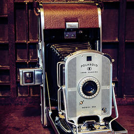 Robert Anastasi - Vintage Polaroid Land Camera, circa 1954