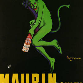 Vintage Poster advertising Maurin Quina, Le Puy, France - Leonetto Cappiello