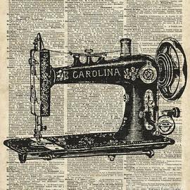 Anna W - Vintage Sewing machine