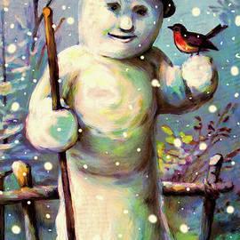 Tina LeCour - Vintage Snow Man