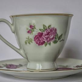 Vintage Teacup - Martin Newman