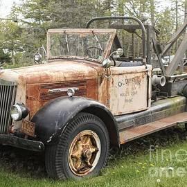 Marcia Lee Jones - Vintage Tow Truck