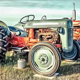 Vintage Tractors PEI Square