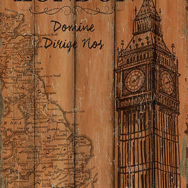 Vintage Travel London - Debbie DeWitt