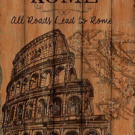 Vintage Travel Rome - Debbie DeWitt