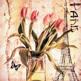 Tina LeCour - Vintage Tulips