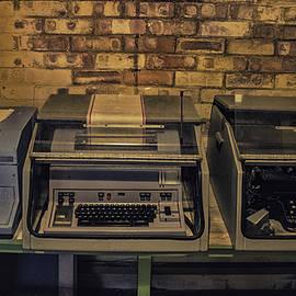 Martin Newman - Vintage Typewriter