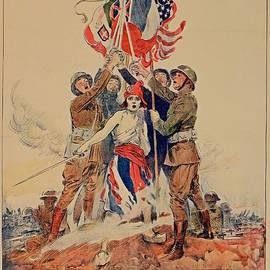 Pd - Vintage War Poster