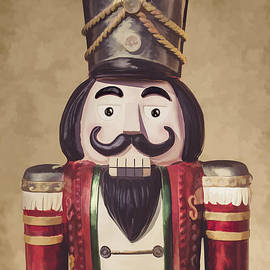 Vintage Wooden Toy Soldier by Jorgo Photography - Wall Art Gallery