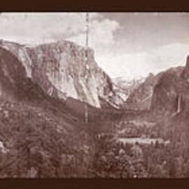 John Stephens - Vintage Yosemite Valley 1899