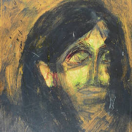 Violence - Judy Weeps by Judith Redman
