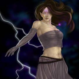 Amyla Silverflame - Violet Magic