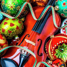 Violin Christmas Celebration - Garry Gay