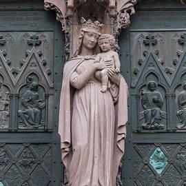 Teresa Mucha - Virgin Mother