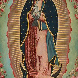 Nicolas Enriquez - Virgin of Guadalupe