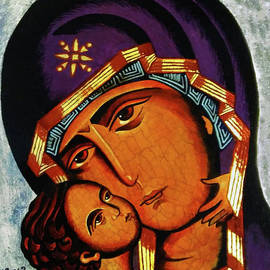 Ryszard Sleczka - Virgin of Tenderness II