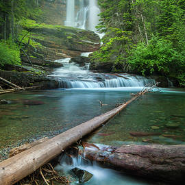 Virginia Falls - Special Edition Artist Direct Only by T-S Photo Art