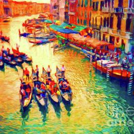 Jerome Stumphauzer - Vision Of Venice