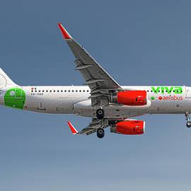 VivaAerobus Airbus A320-232 - Smart Aviation