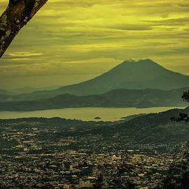 Volcan de San Vicente - San Salvador, El Salvador.