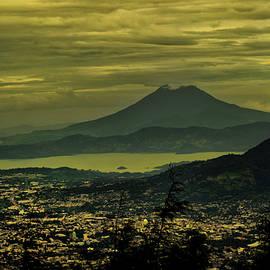 Volcan de San Vicente - San Salvador, El Salvador. VII
