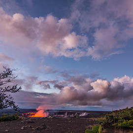 Volcanic Sunrise by Jeremy Clinard