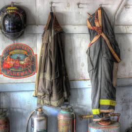 Lorraine Baum - Volunteer Fireman