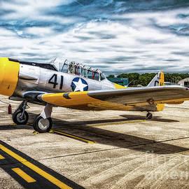 Nick Zelinsky - Vultee BT-13 Valiant