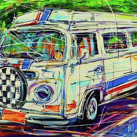 Mathias - Vw Bus