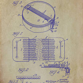 W F Ludwig Snare Structure Patent by Paulette B Wright