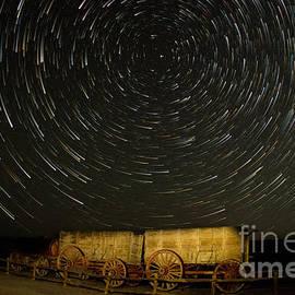 Mark Jackson - Wagon Wheel In The Sky