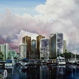 Michael Frank - Waikiki Beach Marina