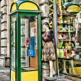 Waiting for a Call in Budapest