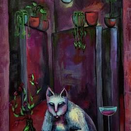 Elisheva Nesis - Waiting For A Serenade