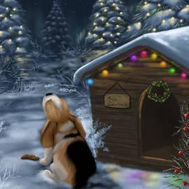 Veronica Minozzi - Waiting for Santa Claus
