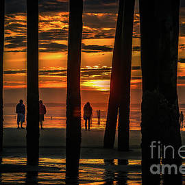Claudia M Photography - The sun watchers 1