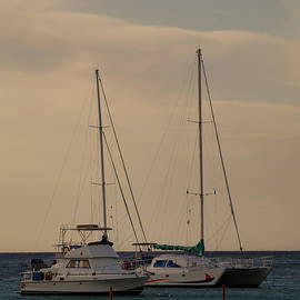 Waiting To Sail by Pamela Walton