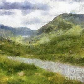 Wales, The Big Country by Sarah Kirk - Sarah Kirk