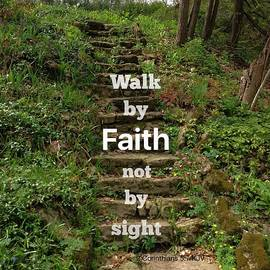 Walk by Faith by Diane Lindon Coy
