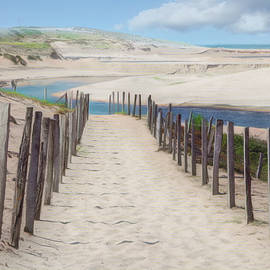 Debra and Dave Vanderlaan - Walk Softly on the Trail in the Sand Dunes