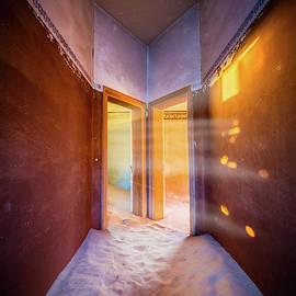 Walk Towards the Light by Inge Johnsson